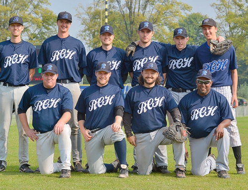 RCH Third Series 2014
