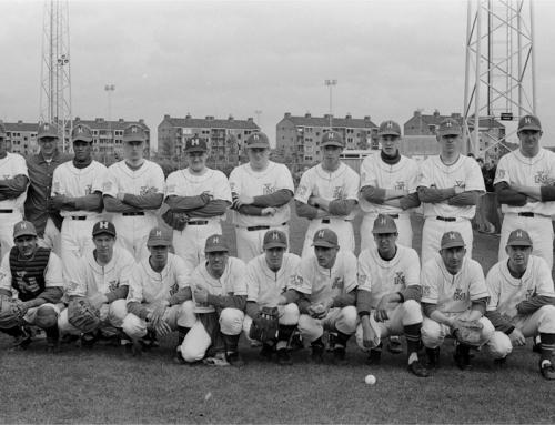 Haarlem Nicols 1966