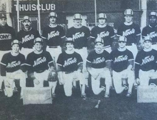 Haarlem Nicols 1983