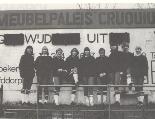 HSV Hoofddorp softbal 1981