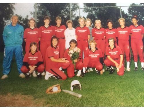Pioniers Softball 1987