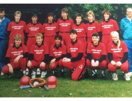 Pioniers Softball 1986