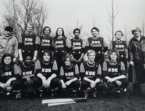 Neptunus Softbal 1978